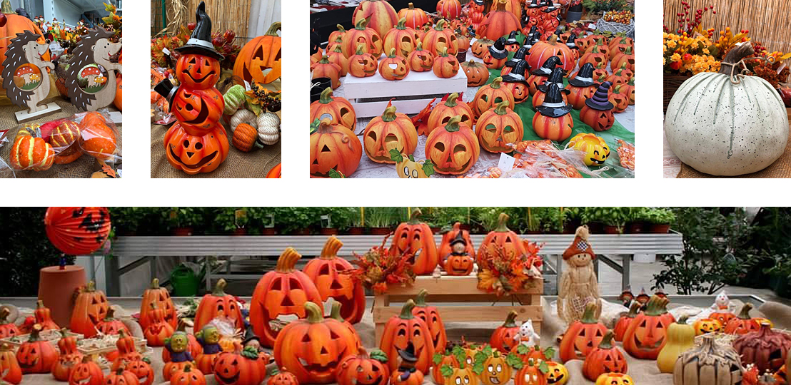 Dekorace - Podzim- Halloween